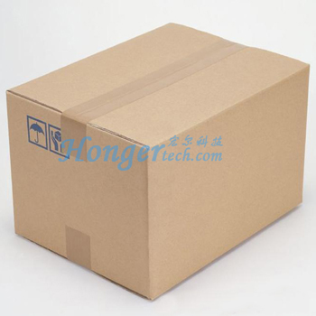 Carton boxes package for small quantity