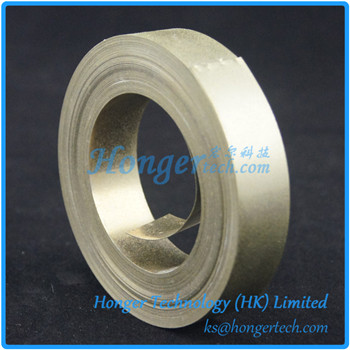 1J85 Stress Annealed Permalloy Strip