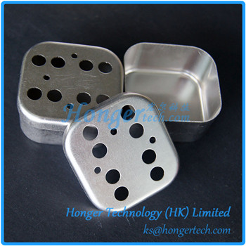 Mu Metal Shielding Case
