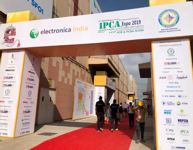 Electronica India 2019