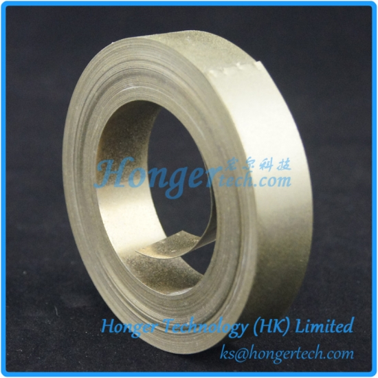 Stress Annealed Mu Metal Strip for Toroidal Cores