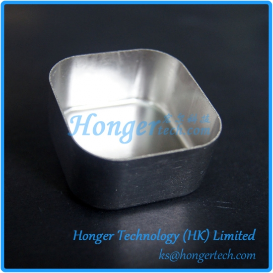 Nickel Based Mu Metal Shielding Case