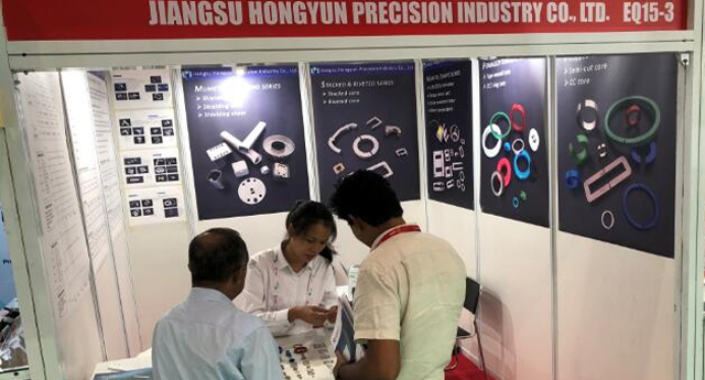 Electronica 2019 in Greater Noida, India