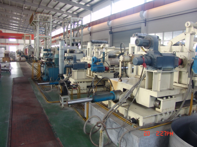 Continuous Bright Annealing Furnaces